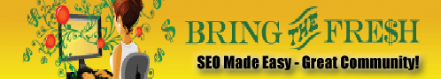 Bring the Fresh - SEO Made Easy